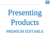 2.1 - ESL Business English Lesson - Presenting Products -