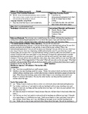 2.1 Teacher College 2nd series Informational/Explanatory Writing ENL Lesson plan