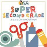 2-2-2-2 Design Challenge - 2nd Grade STEM/STEAM Activity