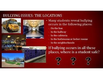 2.2 Bullying Presentation