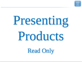 2.2 - ESL Business English Lesson - Presenting Products -