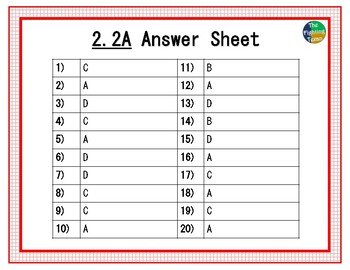 2.2A: Compose & Decompose Numbers Math Problems