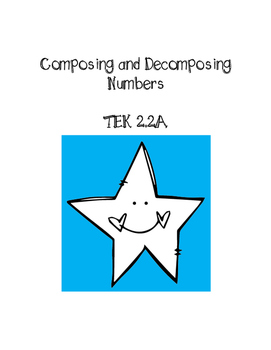2.2A composing and decomposing numbers