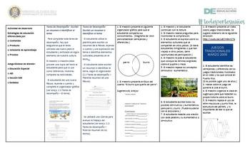2.3 Guías Semanales Adq. de la Lengua. Formato Nuevo