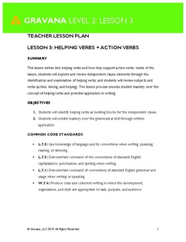 2.3- Helping Verbs