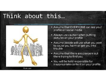 2.3 Internet Safety Presentation