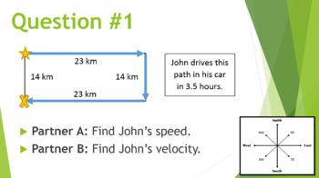 Lesson 2.3 - Velocity