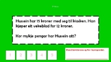 2.-3. klasse tekstoppgåve - praktisk (nynorsk)