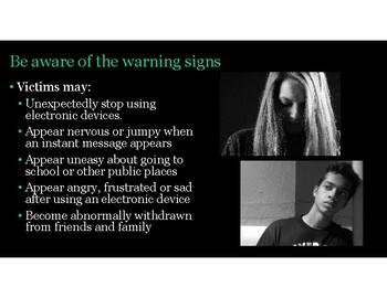2.4 Cyberbullying Presentation