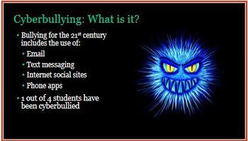 2.4 Cyberbullying Presentation Video