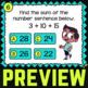 Math TEK 2.4B ★ Two-Digit Addition & Subtraction ★ 2nd Grade Task Cards
