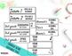 "2.5"" inch Magazine & Binder {Google Drive} Editable Labels"