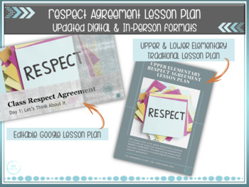 2 - 5th Respect Agreement Lesson Plan