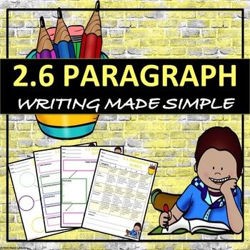 """2.6 Paragraph """"Writing Made Simple"""""""