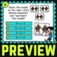 Math TEK 2.6B ★ Introduction to Division ★ 2nd Grade Task Cards