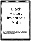 2.7C Unknown Word Problems Black History
