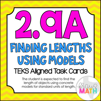 2.9A: Finding Lengths of Solids using Models TEKS Aligned