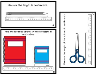 2.9D 2.9E Determine Solutions To Problems Involving Length Using Marked Units