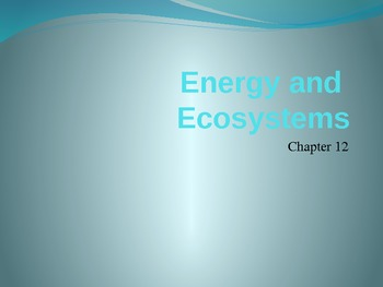 2 Active Board Lessons:Energy and Ecosystems