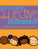 2 Adjective Activities that get your kids moving!!