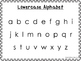 2 Alphabet Quick Reference Posters. Preschool Letters and Phonics