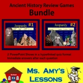 2 Ancient Civilizations Review Games