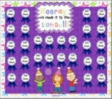 2 Attendance Pages for the 100th Day of School Interactive Smartboard Morning