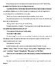 2BR02B Science Fiction Short Story Context Clues Activity