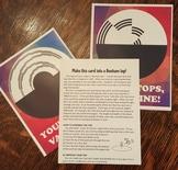 2 Benham tops Valentine cards
