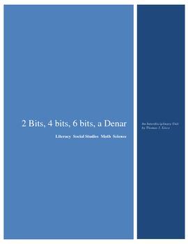 2 Bits, 4 Bits, 6 Bits, a Denar - Interdisciplinary Lesson