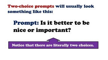 2-Choice Prompts (Either Or)