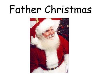 2 Christmas Powerpoints Vocabulary I use with PECS