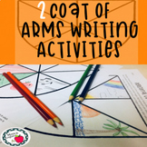 2 Coat of Arms Writing Activities