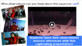 Lecture Notes Observations & Inferences for Marine Science