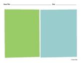 2-Column Organizer Color