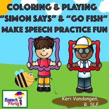2 Communication Games to Help with Speech Therapy Practice