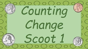 2 Counting Change Scoot
