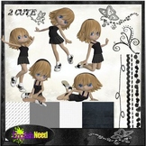 2 Cute Graphics Collection