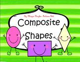 Composite Shape Pattern Block Task Cards Bundle 1.G.2
