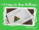 2-D Composite Shape Challenges