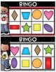 Blackout 2-D Shape Bingo