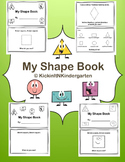 2D Shape Book (Blue triangle, blue triangle what do you see?)