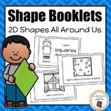 2-D Shape Booklets