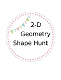 2-D Shape Geometry Hunt