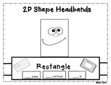 2 D Shape Headbands
