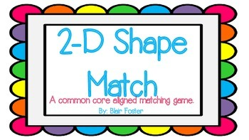 2-D Shape Match