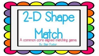 2-D Shape Match