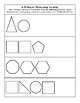 2-D Shape Patterning Activity With Shapes