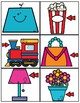 2-D Shape Sorting Pictures