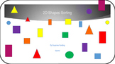 2 D Shape Sorting PowerPoint